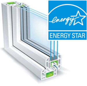 Having energy star windows will help your Raleigh air conditioner work more efficently