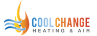 Cool Change Heating & Air Conditioning Logo